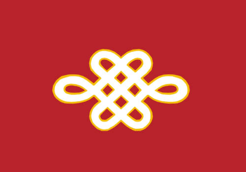 chinese logo lucky knot